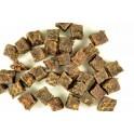 Snack dobbelsteentjes Hert 150 gr